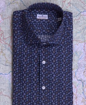 Cotton shirt made in Italy
