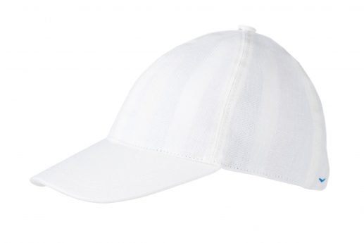 linen baseball cap aire MADE IN ITALY
