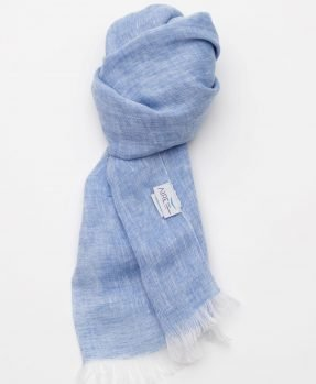 Linen scarf Aire
